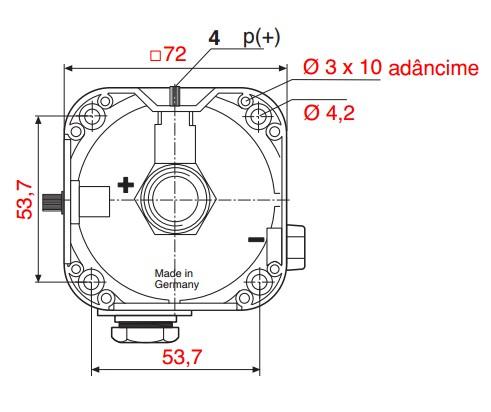 dimensiuni LGW A2P-3