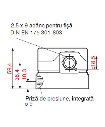 dimensiuni UB A4 - NB A4 - 1