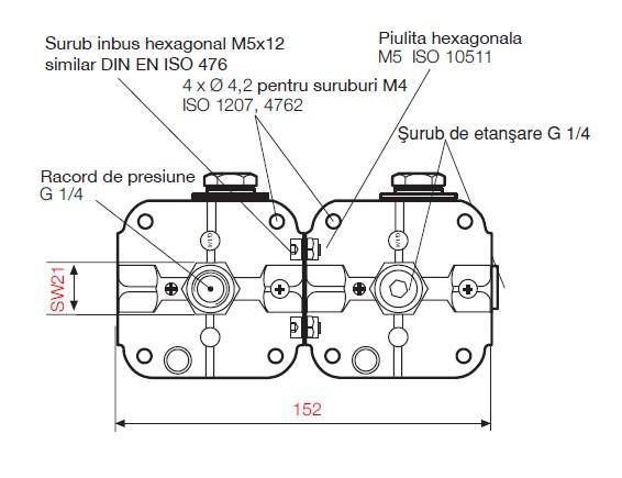dimensiuni UB A4 / UB A4 - NB A4 / NB A4 - 1