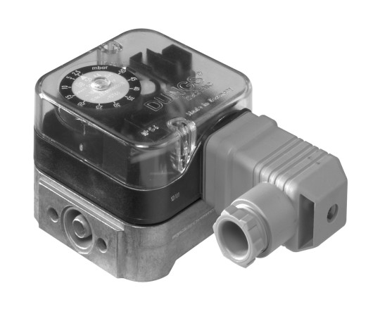Limitator presiune UB A4 / NB A4 - 2