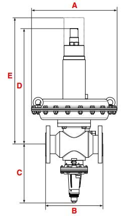 dimensiuni FRM SAV - 1