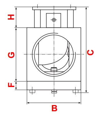 dimensiuni DML-P-2