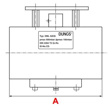 dimensiuni DML-Q-1