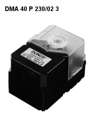 Servomotor DMA 40 P 230/02 3