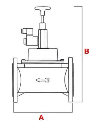 dimensiuni VR N.O. - 6 bar-2