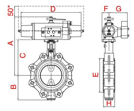 dimensiuni HFSV