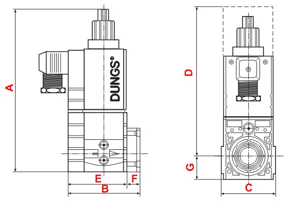 dimensiuni LV-D 520